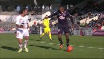 But Grégory SERTIC (50ème) - Girondins de Bordeaux - AC Ajaccio - (4-0) - 01/12/13 (FCGB - ACA)