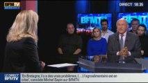 BFM Politique: L'interview de BFM Business, Michel Sapin répond aux questions de Hedwige Chevrillon - 01/12 2/6
