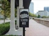 The Scioto Mile in downtown Columbus Ohio