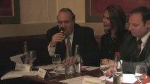 Débat « Courbevoie 3.0 » sécurité – avec Jacques Fratellia et Arash Derambarsh