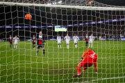 But Zlatan IBRAHIMOVIC (41ème pen) - Paris Saint-Germain - Olympique Lyonnais - (4-0) - 01/12/13 (PSG - OL)