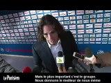 """PSG-LYON (4-0). Ibra : """" Plus le temps passe, plus ce sera facile """""""