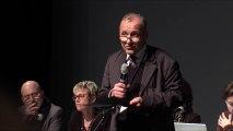 Les regles du debat par M Archimbaud President de la commission du debat