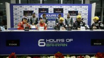 Post Race Press Conference - LMP2 Champions and LMGTE