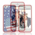 Hytparts.com-Stylish USA American Flag Hard Back Cover Case for iPhone 5