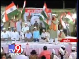 Narendra Modi accuses Kejriwal of backstabbing Anna Hazare - Tv9 Gujarat