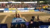 2 Brésil /Chine 1/2 demi finale World Tour Phuket