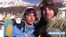 Isola 2000 a donné le coup d'envoi de la saison de ski