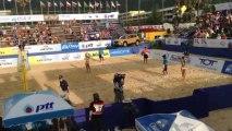 4 Brésil /Chine 1/2 demi finale World Tour Phuket