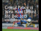 Online Crystal Palace vs West Ham Uni Streaming