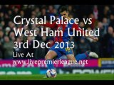 Live Football Stream Crystal Palace vs West Ham Uni Online