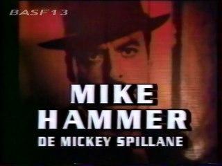 Mike Hammer - Morts En Chaine Décembre 1992 TF1