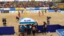7 Brésil /Chine 1/2 demi finale World Tour Phuket