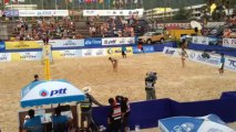 8 Brésil /Chine 1/2 demi finale World Tour Phuket