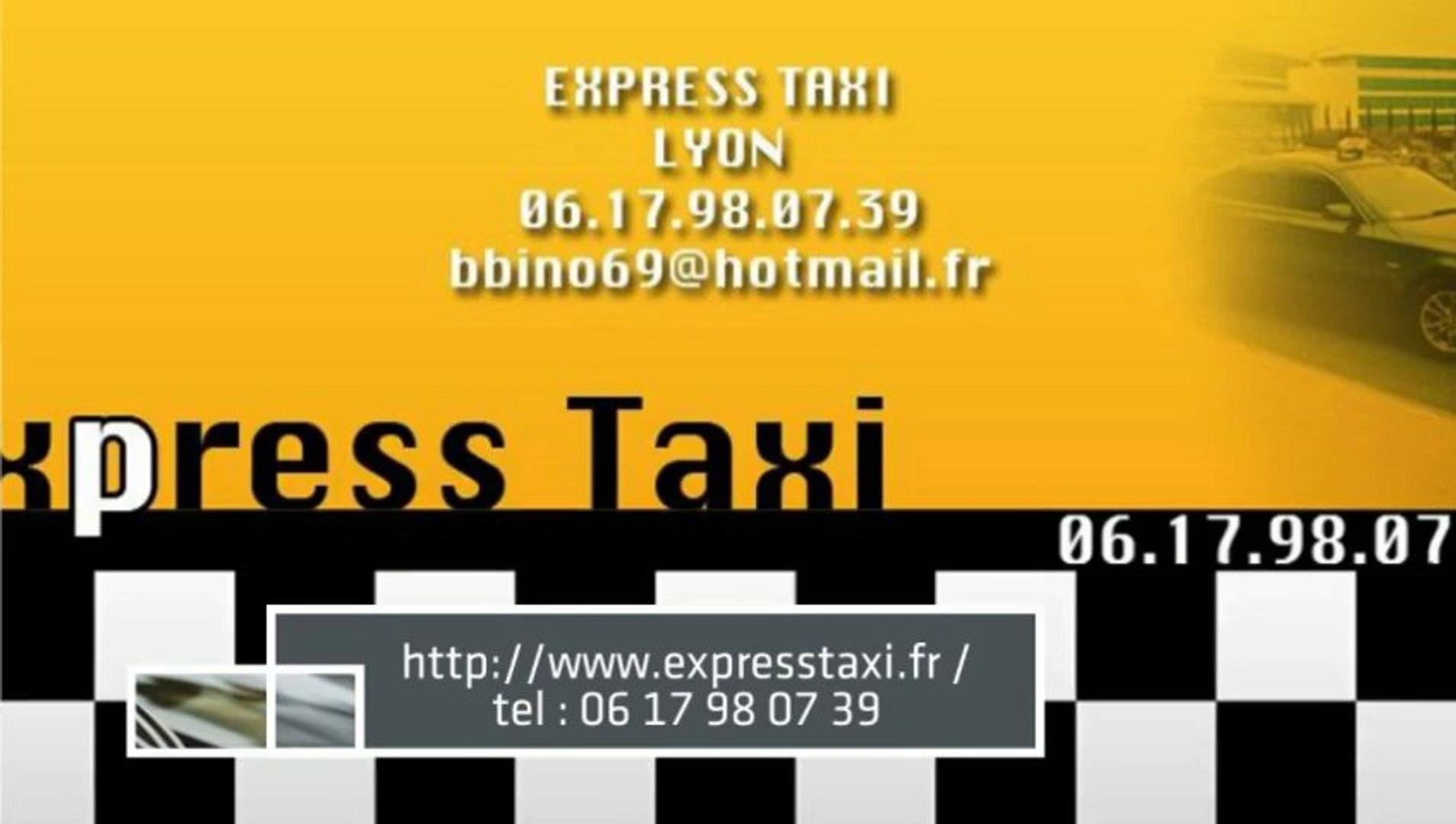 Taxi aéroport Lyon - tel : 06 17 98 07 39 - ExpressTaxi : réservez un taxi aéroport à Lyon.