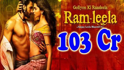 Goliyon Ki Raasleela Ram-Leela SUPER HIT - Enters 100 Cr. Club