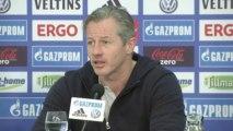 DFB-Pokal: Schalke im Pokal: Keller rechnet wieder mit Fuchs