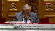 En séance : Débat sur les orientations des finances publiques