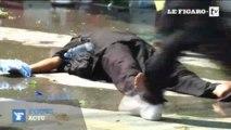 Thaïlande : de violents affrontements à Bangkok