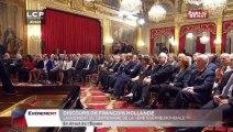 Allocution de F.Hollande pour les commémorations du Centenaire de la 1ère guerre mondiale - Evénements
