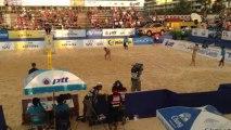 12 Brésil /Chine 1/2 demi finale World Tour Phuket