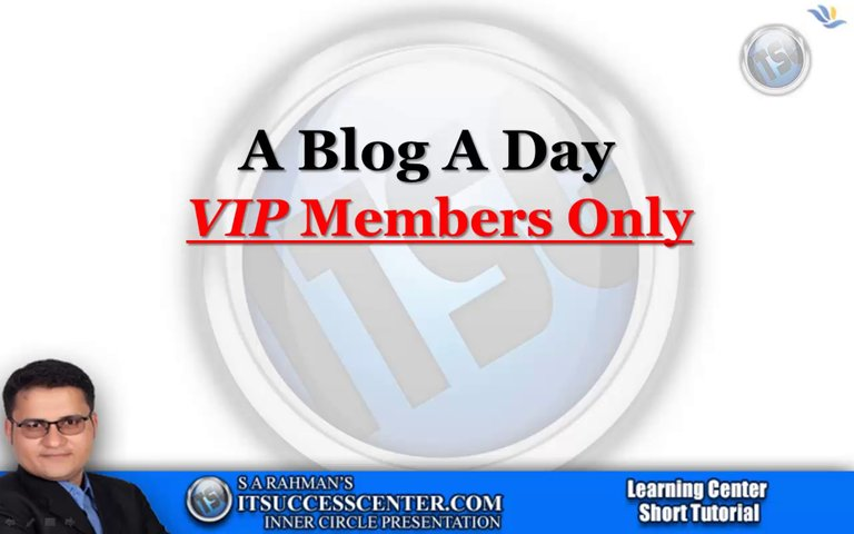 A Blog A Day