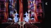 Fête des lumières 2013 - Le mur des lyonnais s'anime