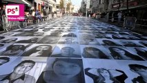 INSIDE OUT Lyon : 2 500 portraits pour commémorer les 30 ans de la Marche