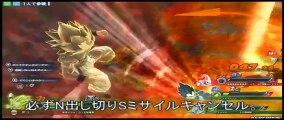 Dragon Ball Zenkai Battle Royale: Gameplay de Gotenks SSJ