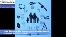 Les dangers des ondes électromagnétiques - Dominique Belpomme (Radio Courtoisie 22/11/2013) part1/3