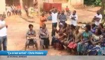 Le Journal Afrique de TV5MONDE  du 1er décembre 2013