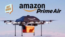 Amazon Prime-Air Drone Delivery Beta-Test | DAILY REHASH | Ora TV