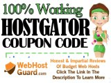 Hostgator Coupon Code - Get Hostgator Hosting for 1 Penny