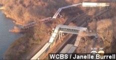 New York City Passenger Train Derails, Killing At Least 4