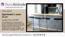 Studio Apartment for rent - Levallois Perret, Levallois Perret - Ref. 6997