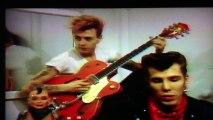 Stray Cats Brian Setzer interview