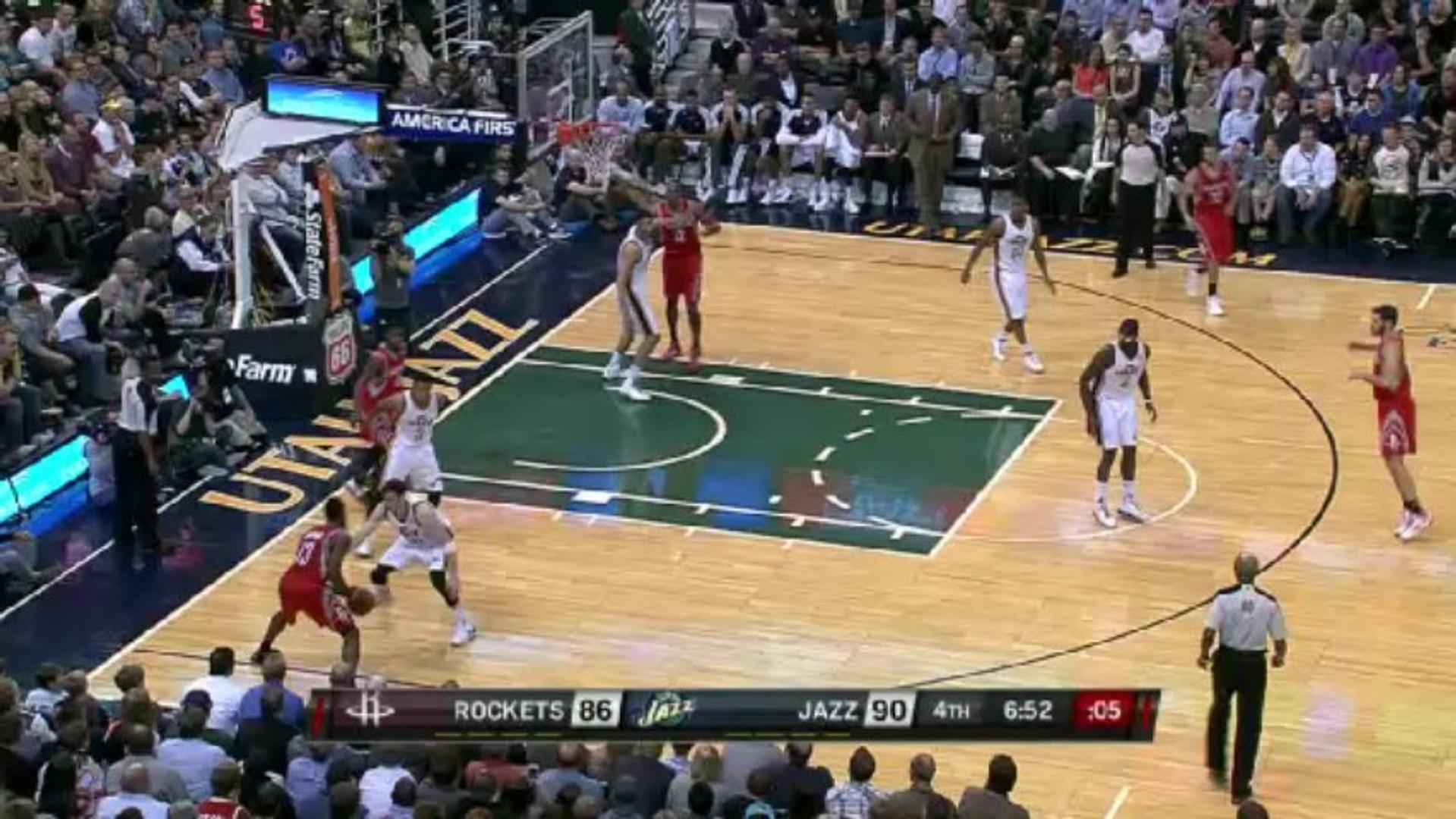 Rockets vs. Jazz