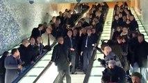 Napoli - Il ministro Lupi inaugura la nuova stazione di Piazza Garibaldi -1- (02.12.13)