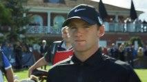 Wayne Rooney se met au golf dans la nouvelle pub Nike !