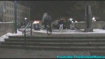 Bmx Step Jump Fail