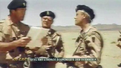 Dr CAC - Quel est l'impact économique des guerres ?