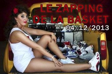 Le Zapping de la Basket du 4 décembre 2013