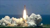 Son du décollage de la Navette spatiale américaine Atlantis