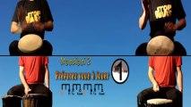 Cours de djembe en ligne : Rythme Mandiani, Mendiani.