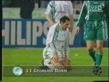 Panathinaikos v. Legia 20.03.1996 Champions League 1995/1996 Quarterfinal