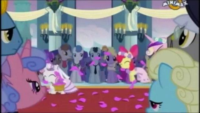 Én kicsi pónim-Varázslatos Barátság S02E26 - Esküvő Canterlot-ban 2