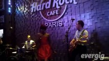 "Elise And The Cats ""Pom-Pom girl"" - Hard Rock Café - Concert Evergig Live - Son HD"