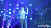 "Christophe Willem ""falling"" - Casino de Deauville - Concert Evergig Live - Son HD"