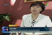China capacita a técnicos que operarán satélite boliviano Tupac Katari