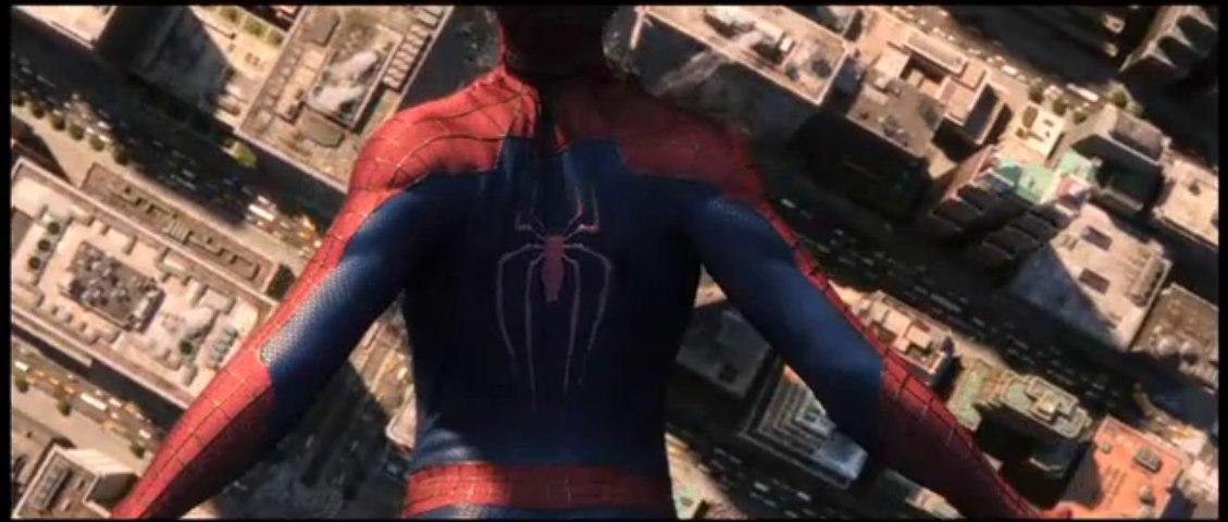 """Vídeo de lanzamiento del trailer de """"El Sorprendente Hombre Araña 2: La amenaza de Electro"""""""